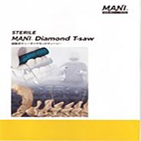 MANI Diamond Tomita -Saw