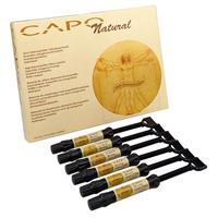 Capo Natural Set, 6 syringe
