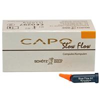 Capo Slow Flow compules pack with 15 pieces