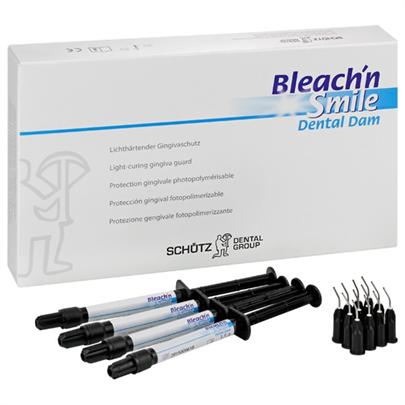Bleach'n Smile Dental Dam Set
