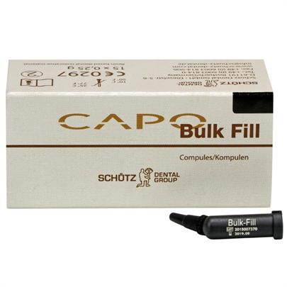 Capo Bulk Fill compules pack of 15x0.25g
