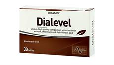 Dialevel kiểm soát cân bằng đường huyết Châu Âu