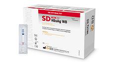 SD Bioline HBsAg WB