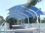 Mái bạt căng - Shades structures