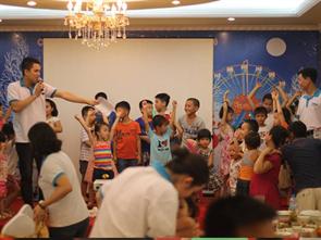 Tưng bừng Ngày hội Gia đình thyssenkrupp Materials Vietnam