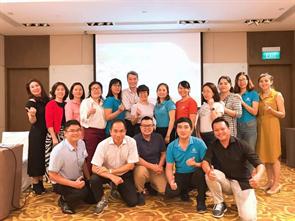 Các chương trình Đào tạo tại thyssenkrupp Materials Vietnam