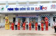 Khai trương phòng tiêm chủng Safpo 25.2 Sơn La