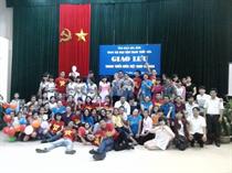 Trung tâm TTN tỉnh Hòa Bình: Đặc sắc Chương trình giao lưu TTN Việt Nam – Canada