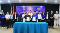 Ký kết chương trình phối hợp giữa Hội Cựu chiến binh và Đoàn Thanh niên cơ quan Trung ương Đoàn