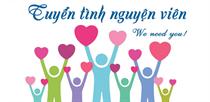 Thông báo tuyển tình nguyện viên YHP Việt Nam