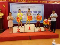 Trung tâm HĐ TTN tỉnh Thừa Thiên Huế: 60 kỳ thủ nhí tham gia Giải cờ vua Thiên Bảo