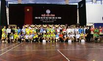 Giải Cầu lông Cung VHTT Thanh niên Hải Phòng lần thứ X năm 2014