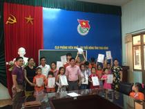 Đoàn vận động viên Thái Bình tham gia giải vô địch Khiêu vũ thể thao tỉnh Quảng Ninh mở rộng năm 2016