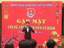 Cơ quan Trung ương Đoàn gặp mặt đầu xuân Giáp Ngọ 2014