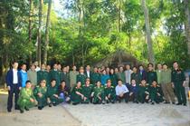 Hội CCB Cơ quan Trung ương Đoàn: Hành trình về nguồn tại Tuyên Quang và ATK Định Hóa, Thái Nguyên