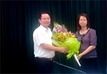 Trung tâm TTN Trung ương: Sơ kết công tác Đảng, công tác chuyên môn 6 tháng đầu năm 2013