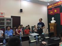 Trung tâm Thanh thiếu niên Trung ương: Khởi động Học kỳ trong quân đội năm 2018