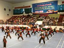 Giải võ thuật cổ truyền Việt Nam các Câu lạc bộ tỉnh Thái Bình mở rộng lần thứ III