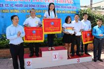 73 vận động viên tham dự Giải bơi truyền thống cơ quan Trung ương Đoàn năm 2018