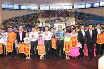 Cung VHTT Thanh niên Hải Phòng giành Cup toàn đoàn Giải Khiêu vũ thể thao