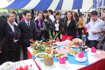 """Công đoàn Cơ quan Trung ương Đoàn: Thi nấu ăn trong """"Ngày hội phụ nữ"""""""