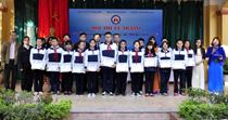 """Tổng kết và trao giải Hội thi vẽ tranh """"Thiếu niên Việt Nam với công tác phòng chống lao"""" 2016"""