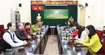 Phát huy vai trò của Chi hội CCB trong các hoạt động của Trung tâm Thanh thiếu niên Trung ương