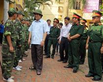 'Học kỳ trong quân đội' giúp thanh thiếu niên trưởng thành