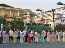 Giải Quần vợt truyền thống tỉnh Thừa Thiên Huế mở rộng 2018 – Tranh cúp VNPT thành công tốt đẹp.