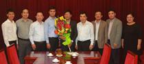 Bổ nhiệm Phó Giám đốc Trung tâm Thanh thiếu niên Trung ương