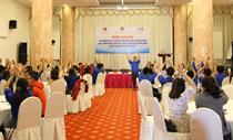 Hội nghị tập huấn và lấy ý kiến thanh niên góp ý cho dự thảo Luật Thanh niên