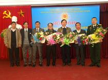 Hội Cựu chiến binh cơ quan Trung ương Đoàn tổng kết công tác Hội năm 2013