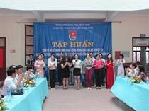 Trung tâm TTN Trung ương: Tập huấn kỹ năng Dân vũ Việt Nam và Kỹ năng sinh hoạt cộng đồng