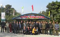 Hội CCB Cơ quan TW Đoàn: Kỷ niệm 69 năm ngày thành lập Quân đội nhân dân Việt Nam