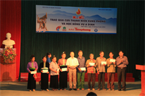 Hội cựu chiến binh cơ quan TƯ Đoàn: Hành trình về nguồn Điện Biên Phủ