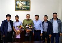 Phát huy vai trò tổ chức Hội CCB trong các hoạt động chung của cơ quan Trung ương Đoàn