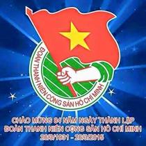 Trung ương Đoàn: Kỷ niệm 84 năm ngày thành lập Đoàn TNCS Hồ Chí Minh (26/3/1931 – 26/3/2015)
