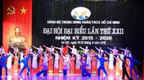 Bế mạc Đại hội đại biểu Đảng bộ Trung ương Đoàn lần thứ XXII, nhiệm kỳ 2015 - 2020