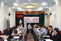 Hội nghị Ban Điều phối mở rộng các Trung tâm, Nhà Văn hóa Thanh thiếu niên khu vực phía Bắc 2019