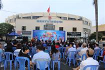 Sôi nổi các hoạt động chào mừng kỷ niệm 43 năm thành lập Cung VHTT Thanh niên Hải Phòng
