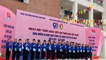 """Sôi nổi ngày hội """"Thắp sáng ước mơ thiếu nhi Việt Nam"""""""