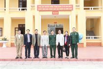 Thăm và tặng quà Trung đoàn 88 nhân kỷ niệm 71 năm ngày thành lập QĐND Việt Nam (22/12/1944 - 22/12/2015)