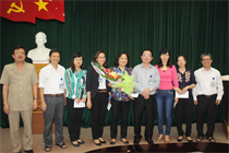 """Gặp mặt Kỷ niệm 83 năm ngày """"Phụ nữ Việt Nam"""""""