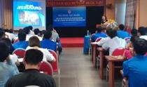 Tập huấn phòng, chống HIV/AIDS và phòng, chống tệ nạn mại dâm;  công tác truyền thông dân số, kế hoạch hóa gia đình cho cán bộ Đoàn cụm các tỉnh đồng bằng Sông Hồng