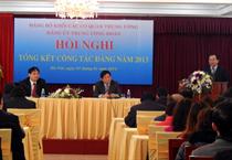 """Đảng ủy Trung ương Đoàn """"Nâng cao chất lượng đảng viên"""" trong năm 2014"""