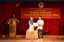 """Trung tâm HĐ TTN tỉnh Yên Bái với chương trình """"Dance for life – Thắp sáng ước mơ cùng em tôi đến trường"""""""
