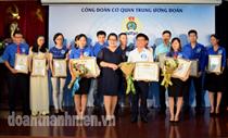 Vòng bảng Hội thi công chức, viên chức trẻ giỏi miền Bắc năm 2015