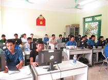 Trung tâm HĐTTN  tỉnh Hòa Bình:  Tập huấn Tin học và ứng dụng CNTT năm 2014