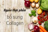 Các nguồn thực phẩm bổ sung Collagen lành mạnh
