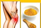 10 cách sử dụng nghệ để điều trị viêm khớp